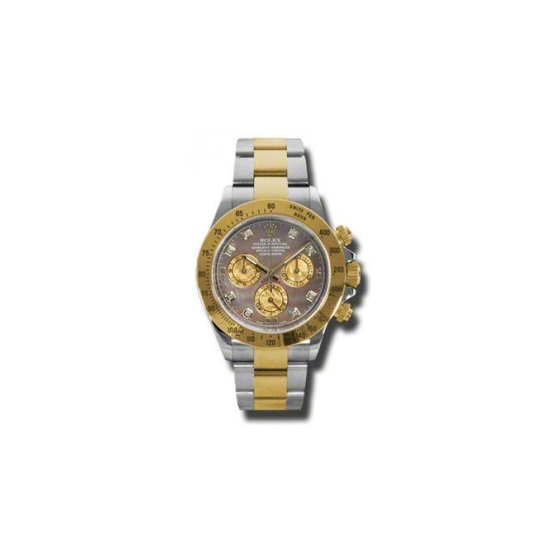 Rolex Watches  Daytona Steel and Gold 116523 dkym