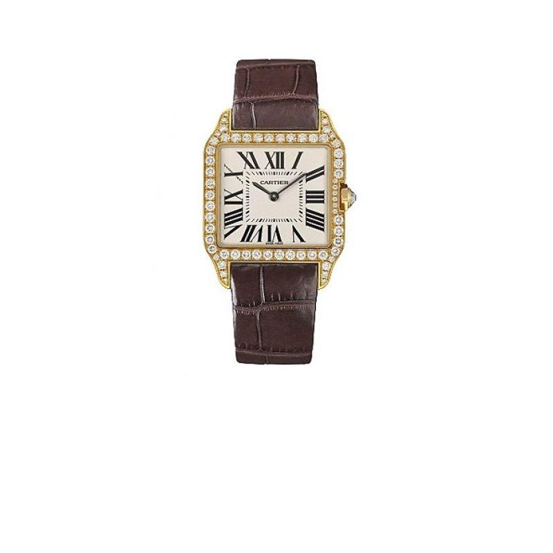 Cartier Santos Dumont Ladies
