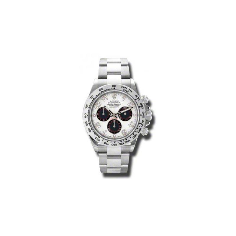 Rolex Watches  Daytona White Gold  Bracelet 116509