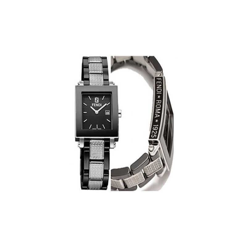 Fendi F631110 Ceramic Mens Watch