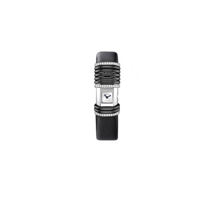 Cartier Declaration Black and Diamond Ri 55088 1