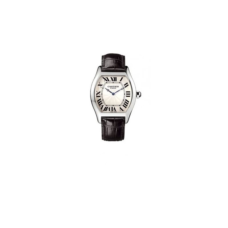 Cartier Tortue Platinum and 18kt White G 55037 1