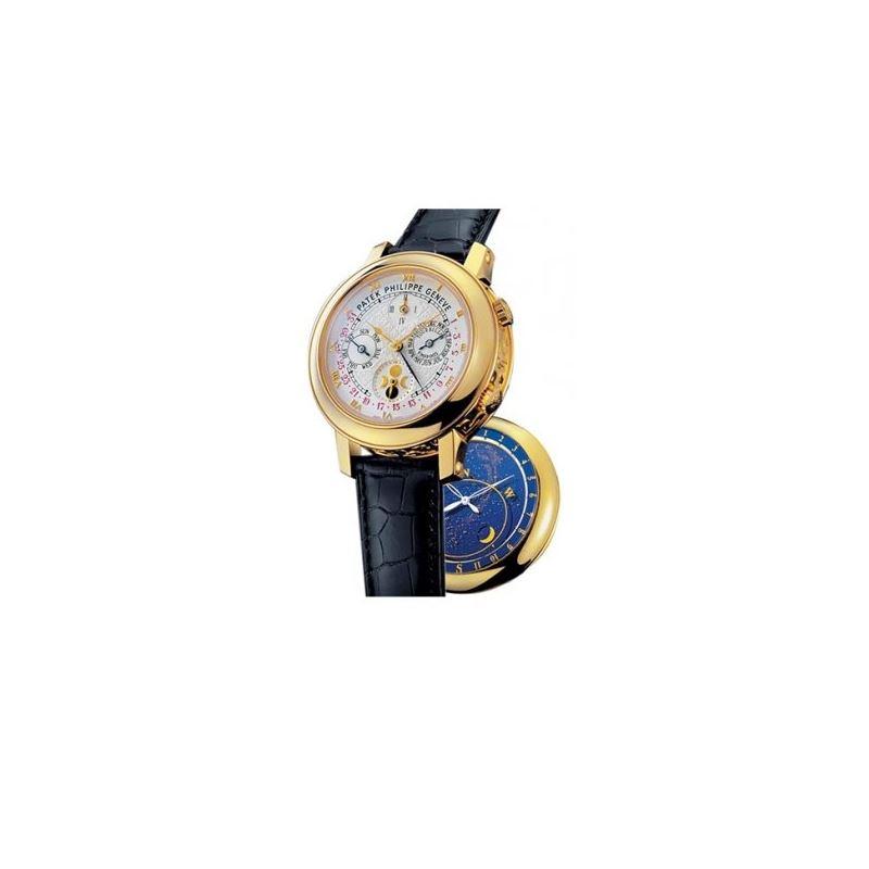 patek philippe sky moon tourbillon mens wristwatch model 5002j аромат раскрытии,женственный зрелой