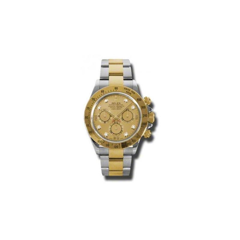 Rolex Watches  Daytona Steel and Gold 116523 chd
