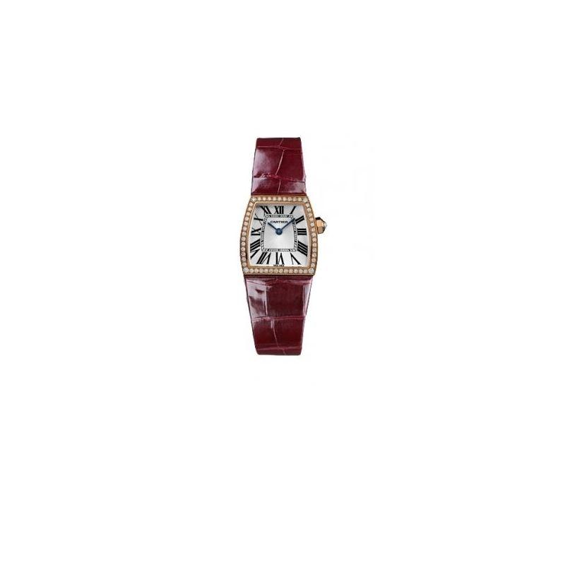 Cartier La Dona Gold Ladies Watch WE600651