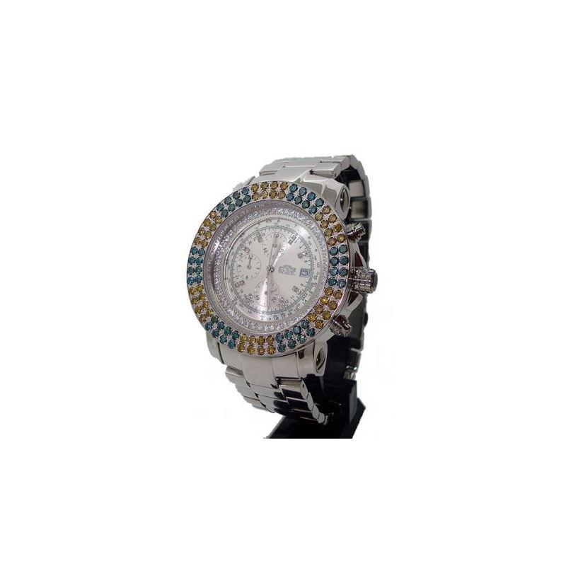 Freeze Watch - 4.5ctw Diamond Watch FR-962