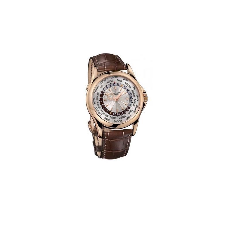 Patek Philippe World Time Mens Watch 5130R