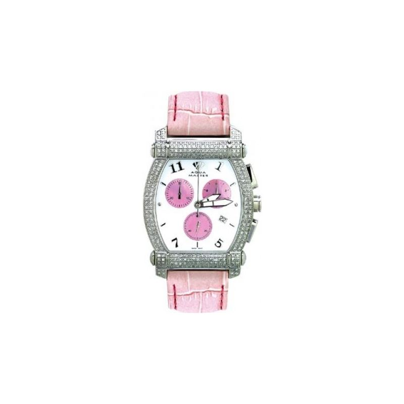 Unisex Aqua Master Diamond Watch 16-5w #59