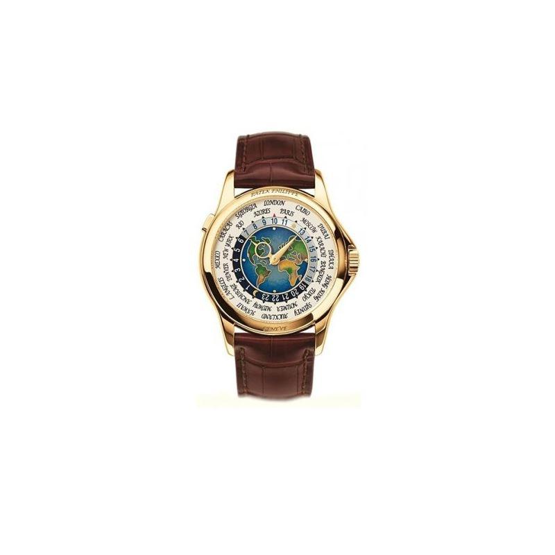 Patek Philippe World Time Mens Watch 5131J