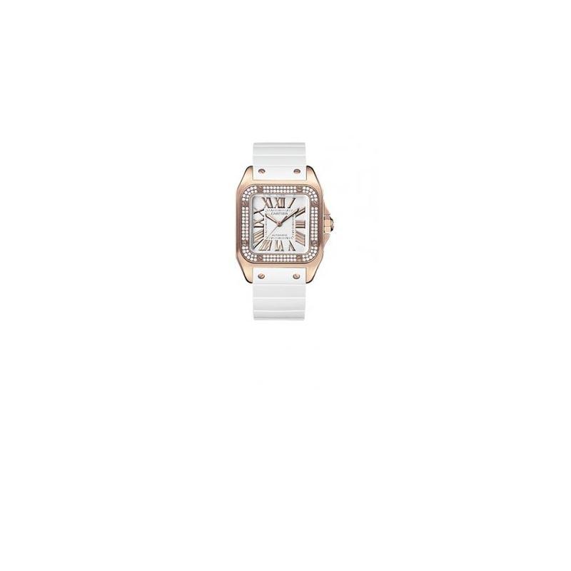 Cartier Santos 100 Unisex Watch WM50450M