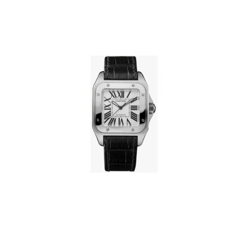 Cartier New Santos Series Unisex Watch W 55181 1