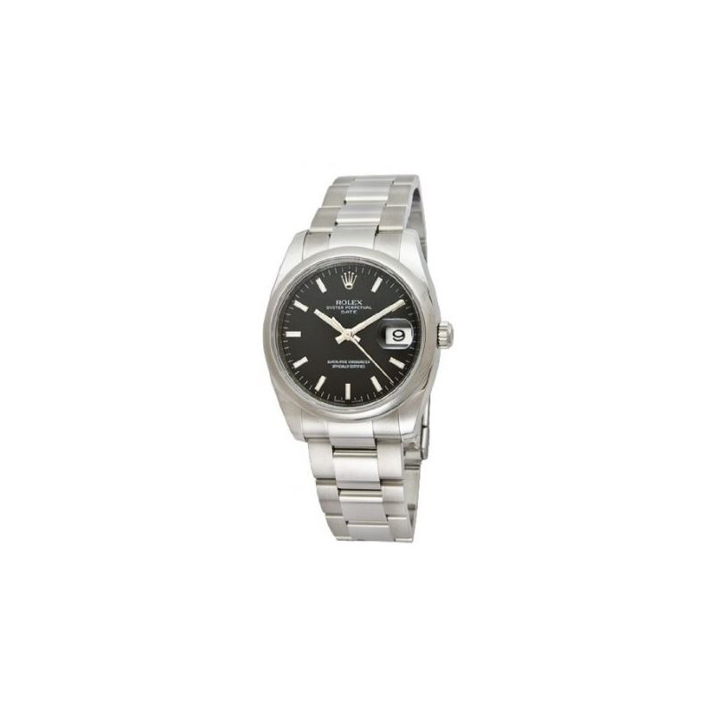Rolex Oyster Perpetual Date Mens Watch 1 53721 1