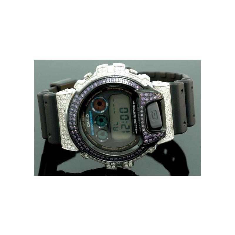 Digital Mens Crystal Mens Watch CK33R16b 53072 1