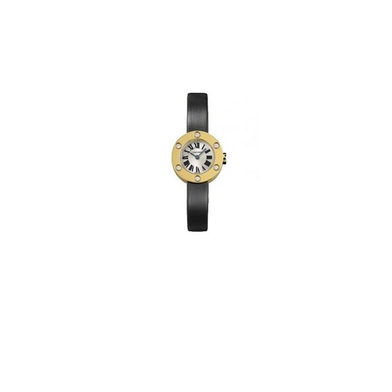 Cartier Love Gold Ladies Watch WE800831