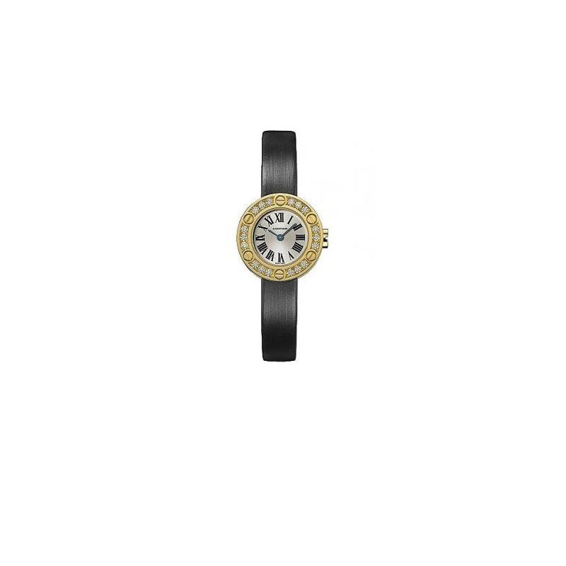 Cartier Love Gold Ladies Watch WE800931