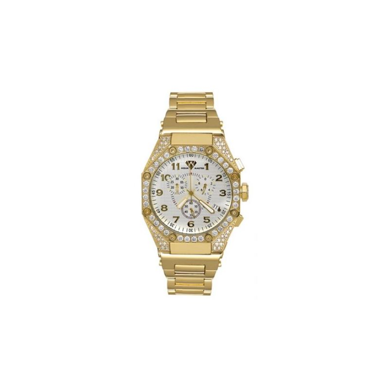 Aqua Master Diamond Watch The AquaMaster Octagon W