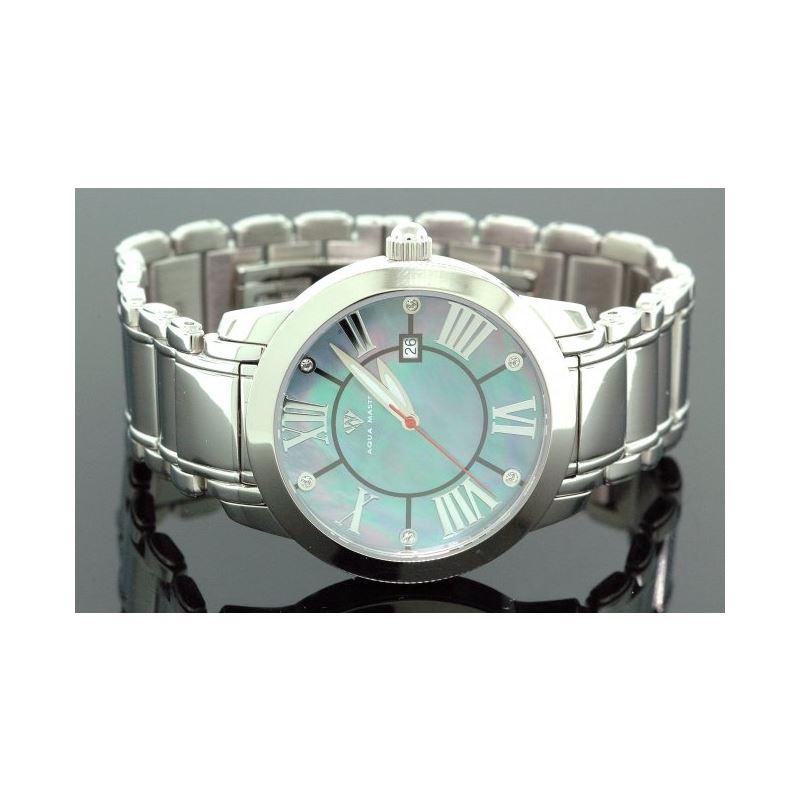 Aqua Master Diamond Mens Watch w3201a
