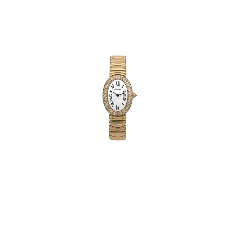 Cartier Baignoire Ladies Watch WB5096D8