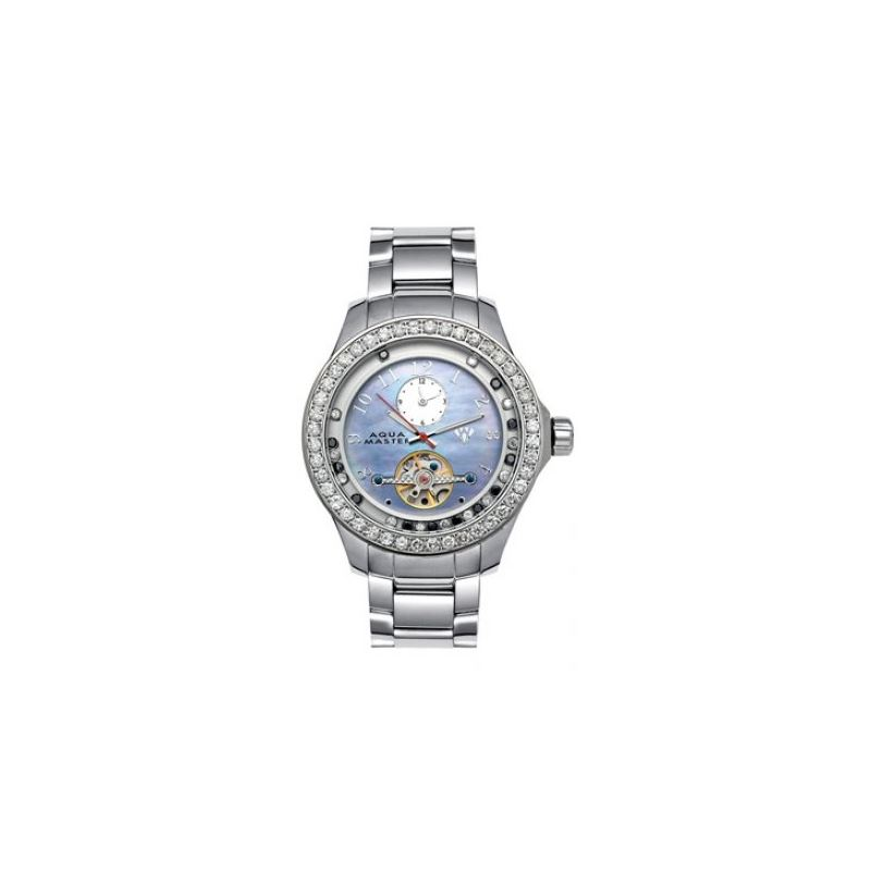 Aqua Master Diamond Watch The AquaMaster 53530 1