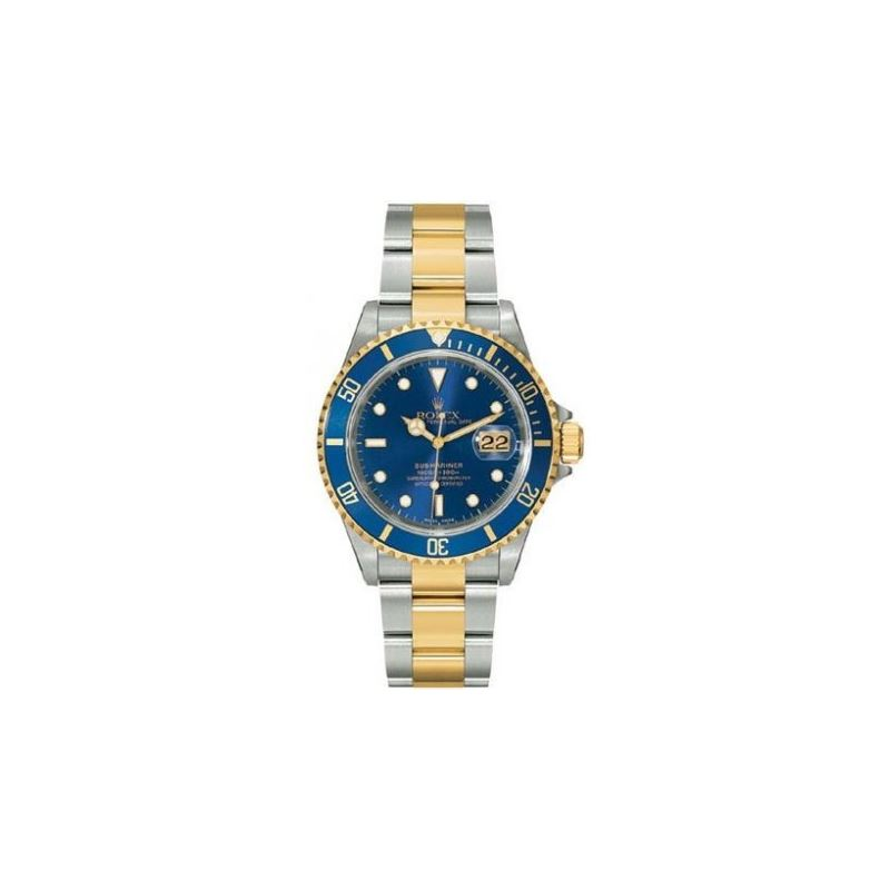 Rolex Oyster Perpetual Submariner Date Mens Watch