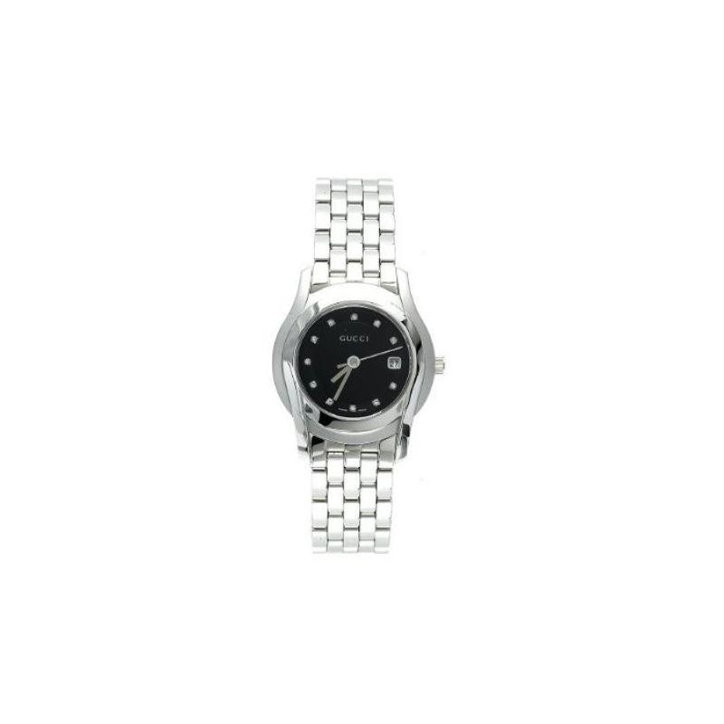 Gucci Swiss made wrist watch YA055504