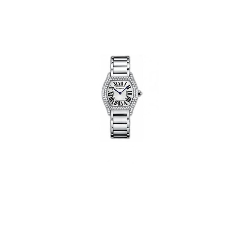 Cartier Tortue Small Ladies Watch WA5049W9
