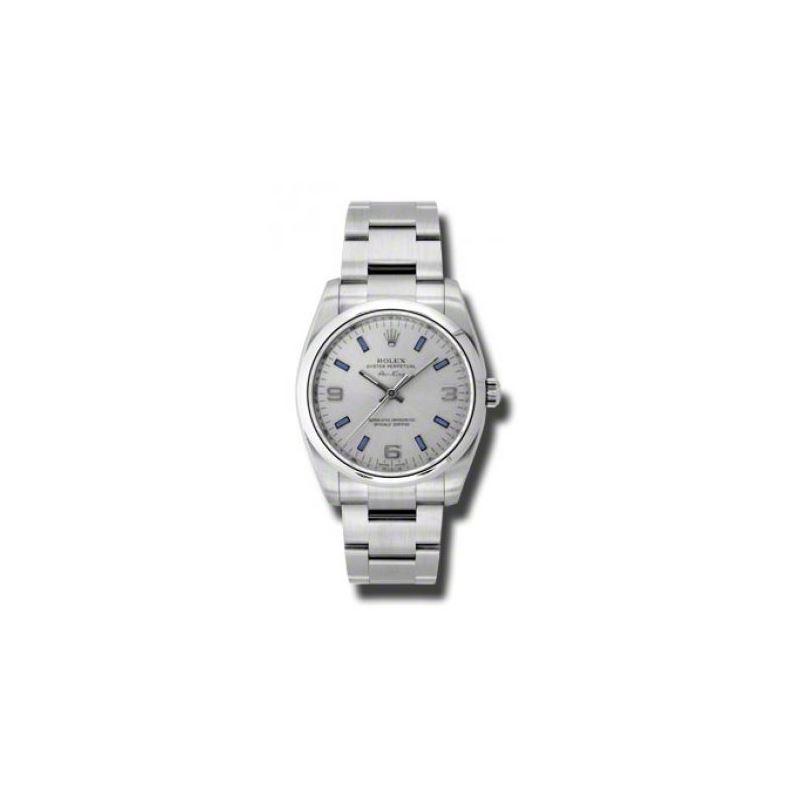 Rolex Watches  AirKing Domed Bezel 114200 sblio