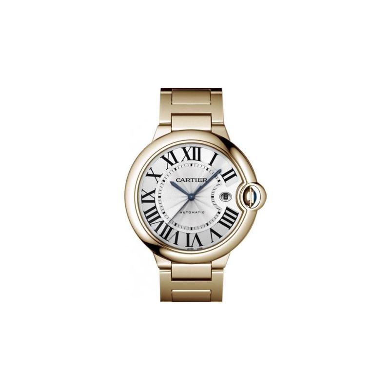Cartier Ballon Bleu Large Mens Watch  Model: W6900