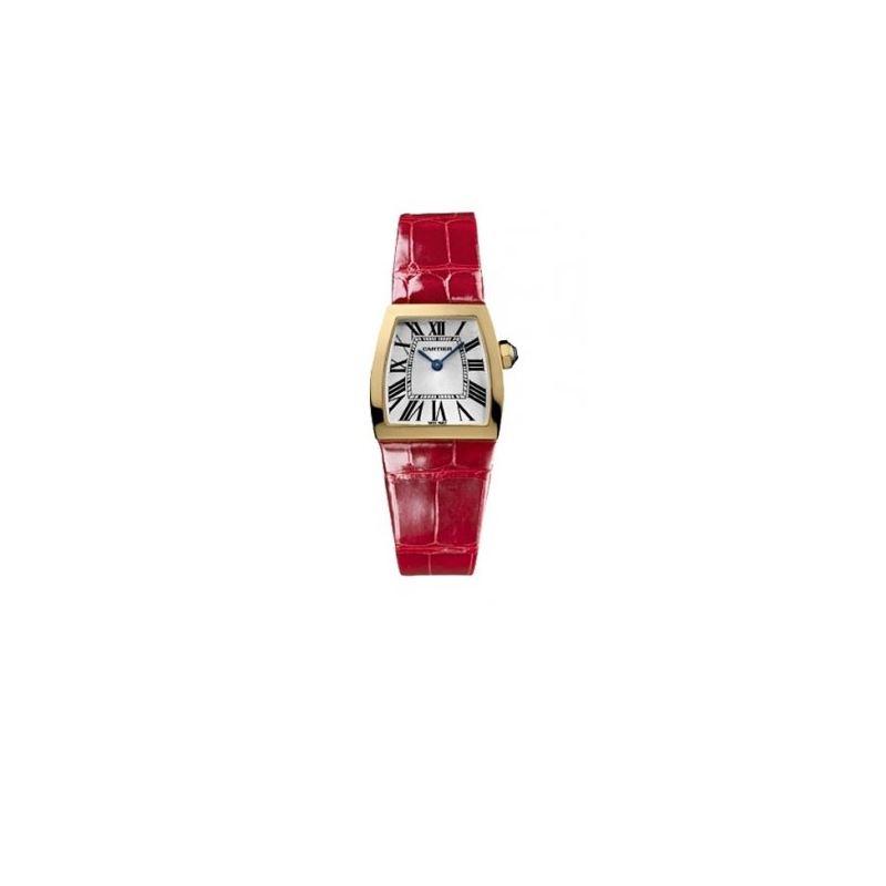 Cartier La Dona Ladies Gold Watch W6400256
