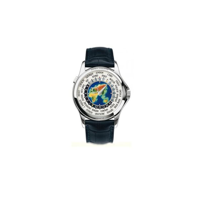 Patek Philippe World Time Mens Watch 513 55466 1