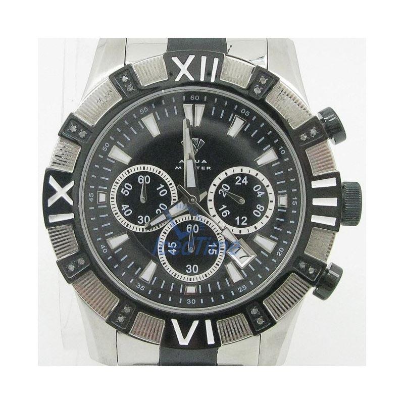 Mens Aqua Master Iced Out Diamond Watch W333AQ7