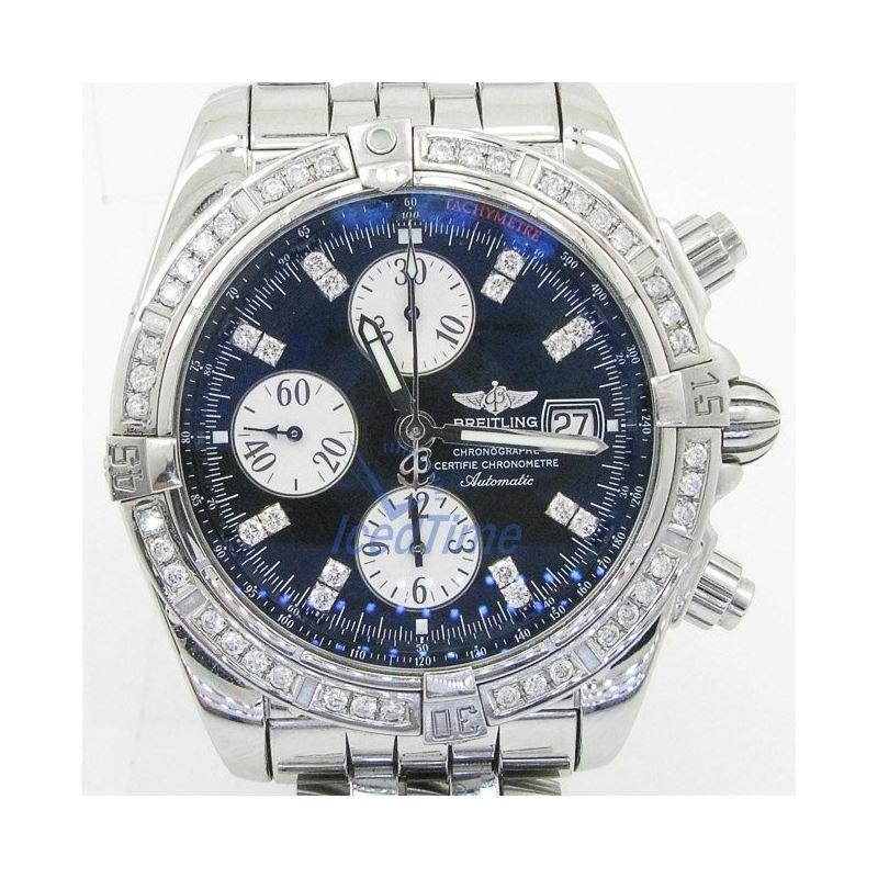 Breitling Windrider Chronomat A1335611-M512SS