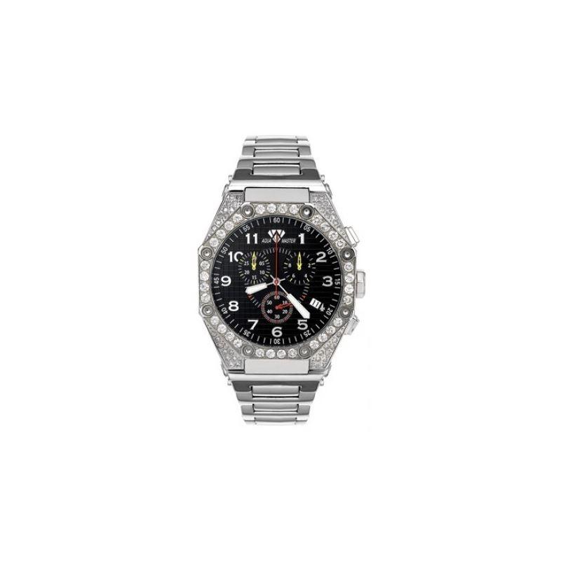 Aqua Master Diamond Watch The AquaMaster Octagon W