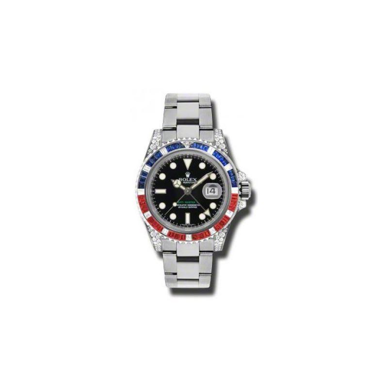 Rolex Watches  GMTMaster II Gold 116759SARU