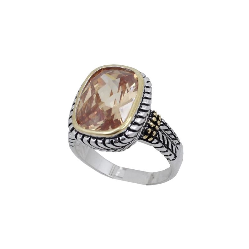 Ladies .925 Italian Sterling Silver Spri 74256 1