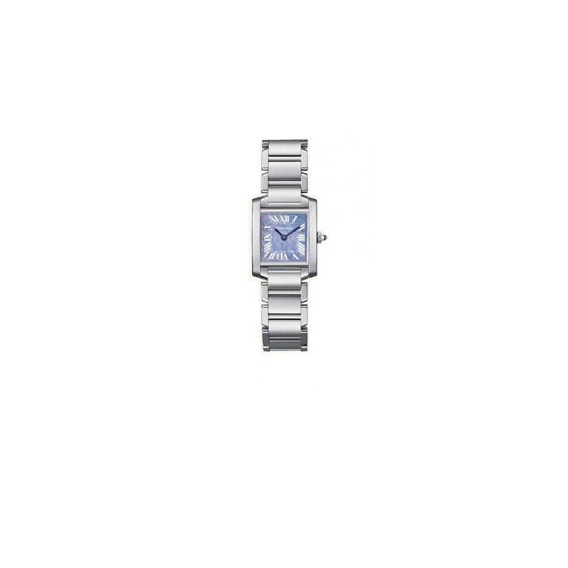 Cartier Tank Francaise Quartz Ladies Watch W51034Q