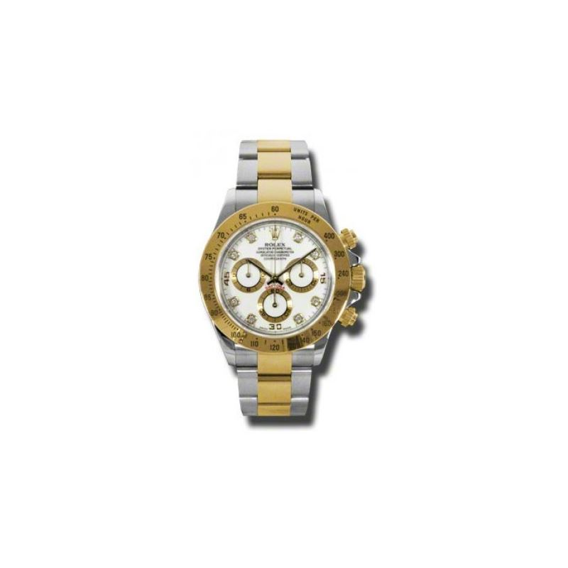 Rolex Watches  Daytona Steel and Gold 11 54128 1