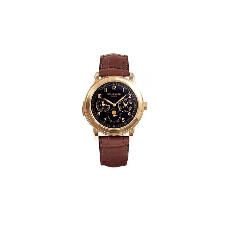 Patek Philippe Perpetual Calendar Mens Watch 5074R