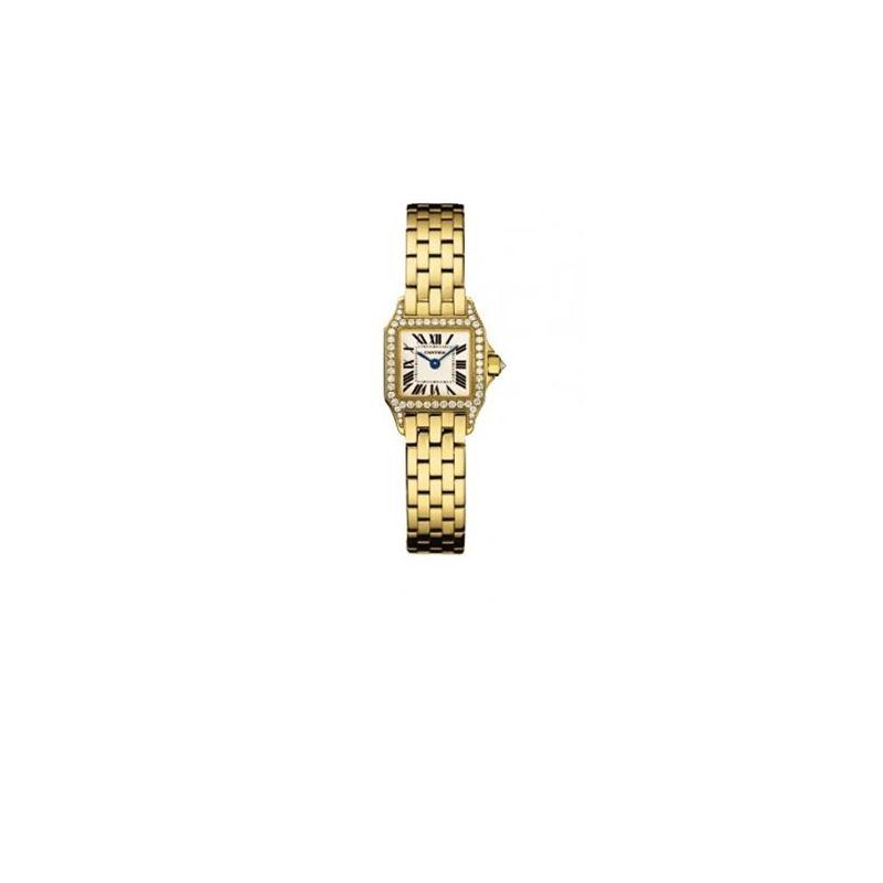 Cartier Santos Demoiselle Ladies Mini So 55209 1