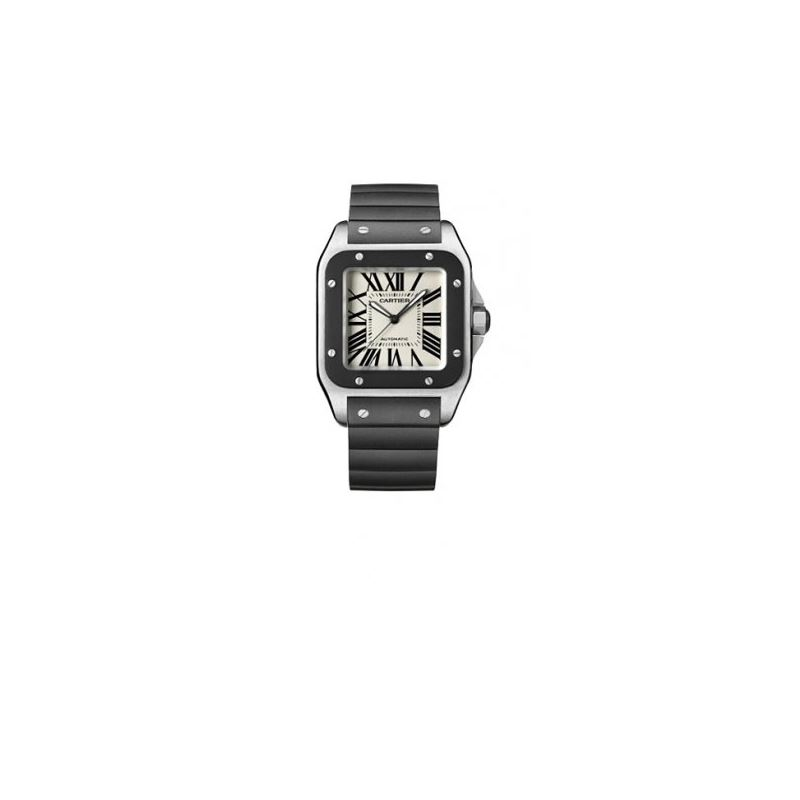 Cartier Santos 100 Mens Watch W20121U2 55187 1