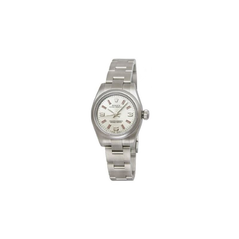 Rolex Oyster Perpetual Ladies Watch 176200-SAPSO