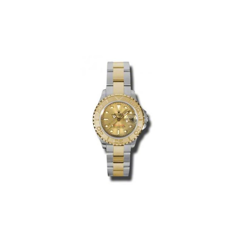 Rolex Watches  YachtMaster Lady Steel an 54064 1