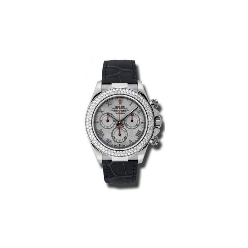 Rolex Watches  Daytona White Gold  Diamond Bezel 1