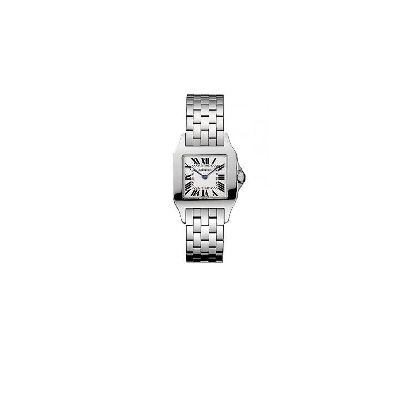 Cartier Santos Demoiselle Steel Midsize  55200 1
