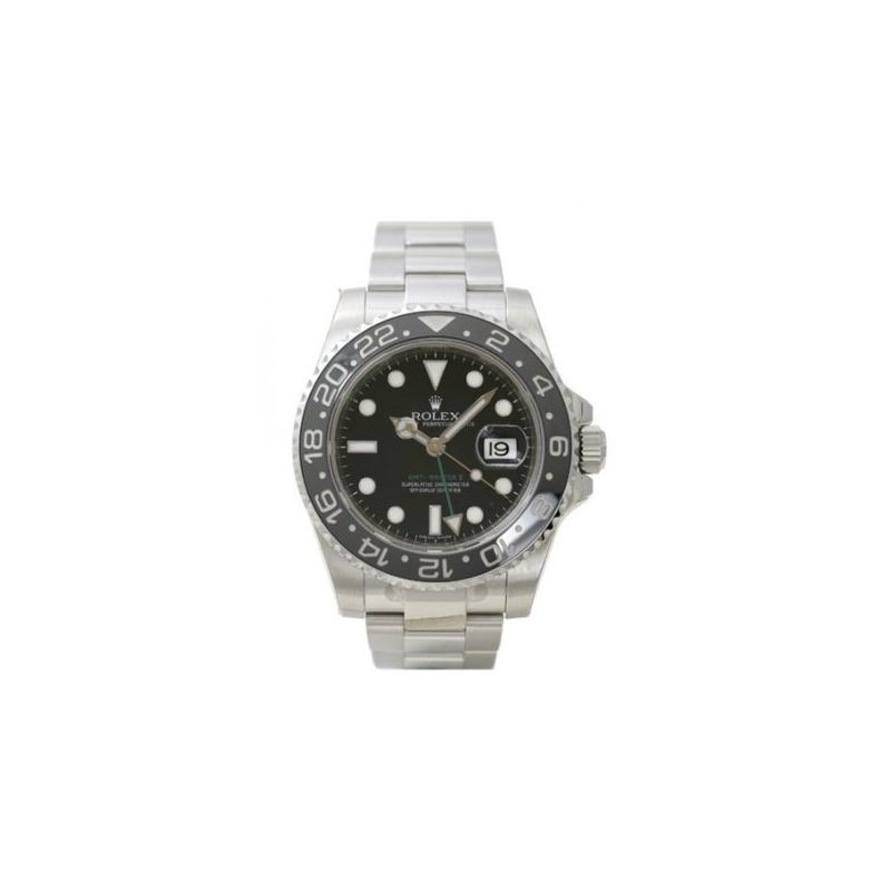 Rolex Oyster Perpetual Date GMT-Master II Mens Wat
