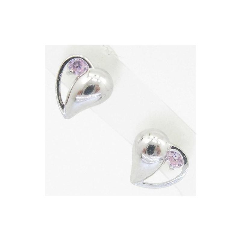 14K Gold Earrings heart star flower dolp 63928 1
