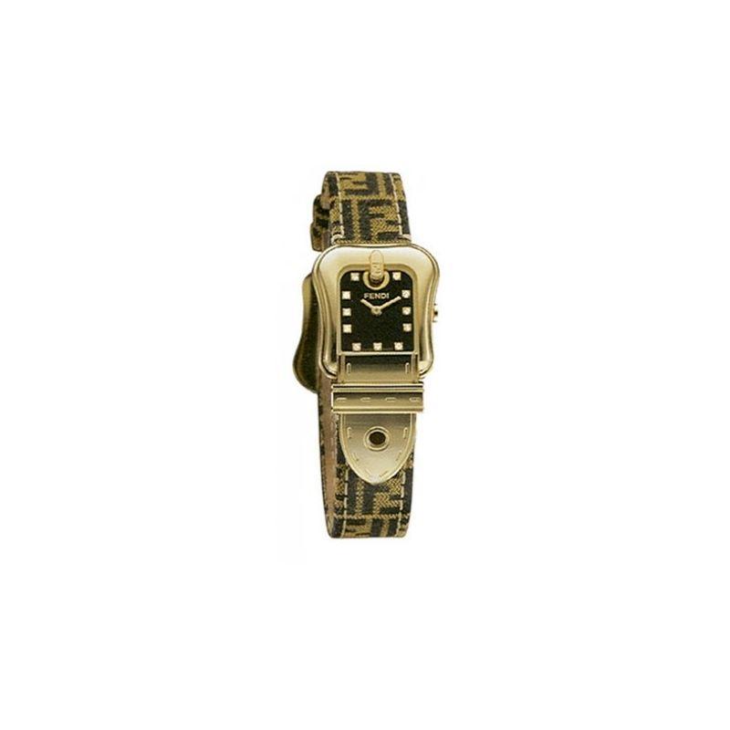 Fendi F382212DF B Fendi Zucca Ladies Watch