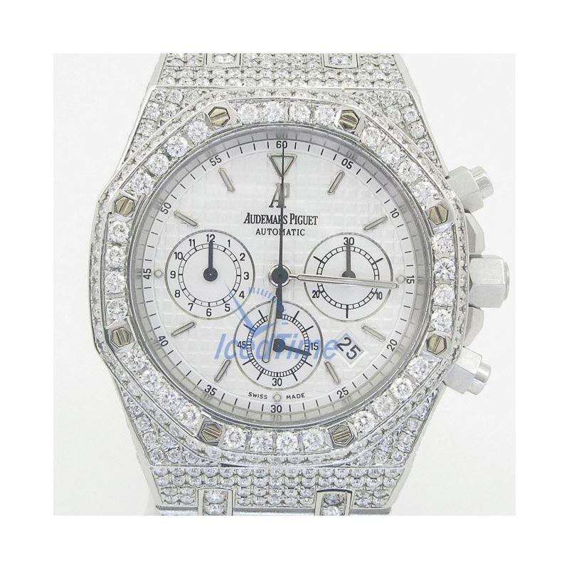 Audemars Piguet Royal Oak Chronograph Mens Watch 2