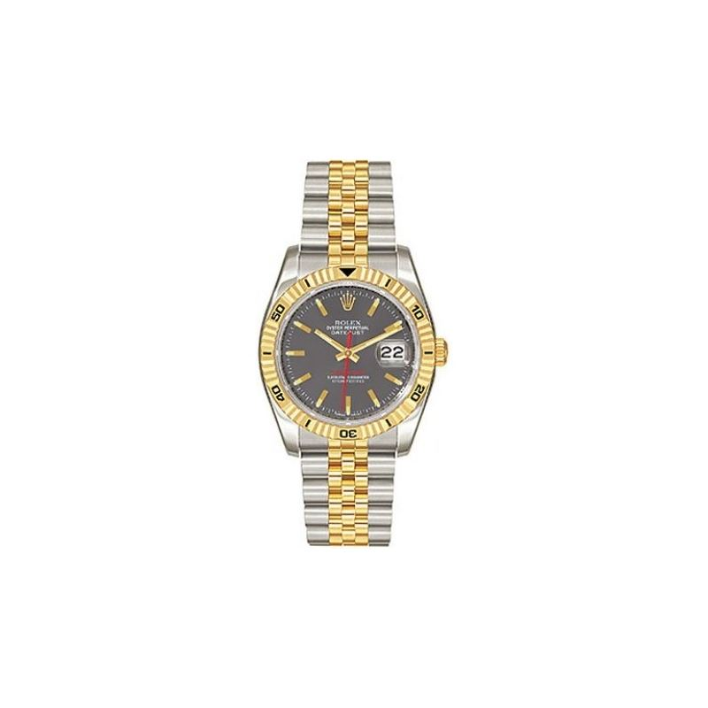 Rolex Oyster Perpetual Datejust Two-Tone 53759 1