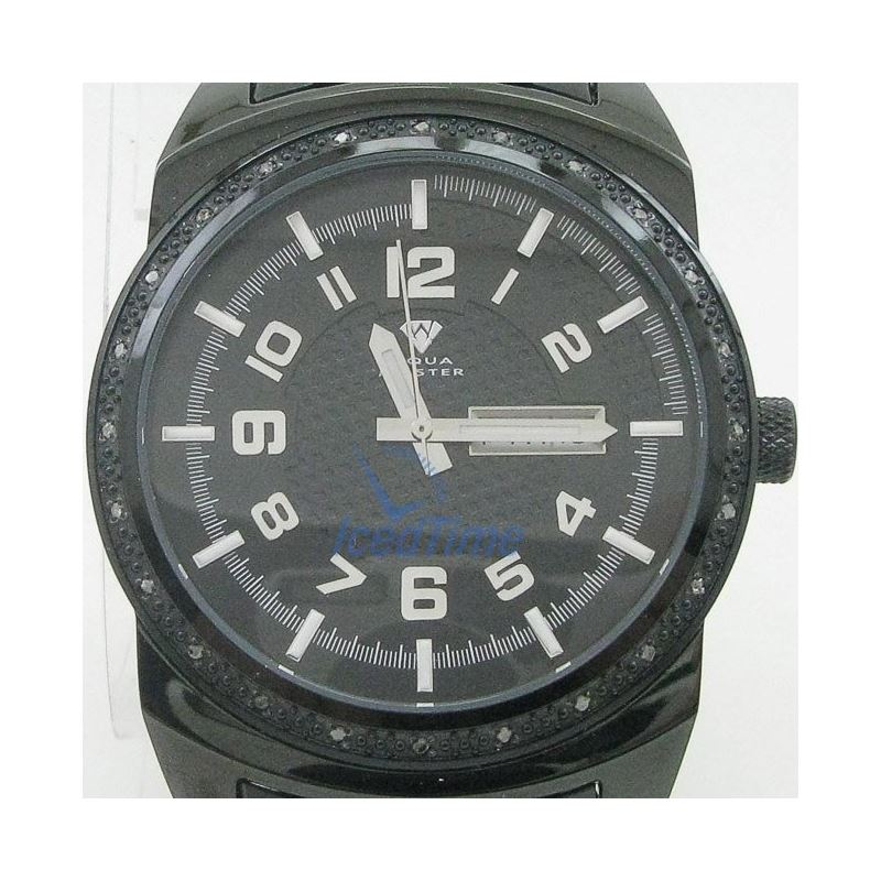 Mens Aqua Master Iced Out Diamond Watch W335AQ3